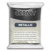 Cernit Metallic 169 (гематит) 56г.