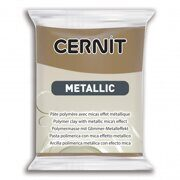 Cernit Metallic 059 (античная бронза) 56г.