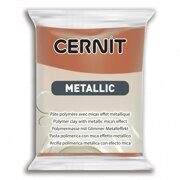 Cernit Metallic 058 (бронза) 56г.
