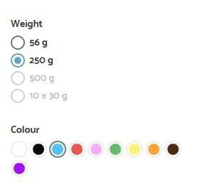 Cernit Number One 250