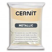 Cernit Metallic 045 (шампанское) 56г.