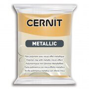 Cernit Metallic 050 (золото) 56г.